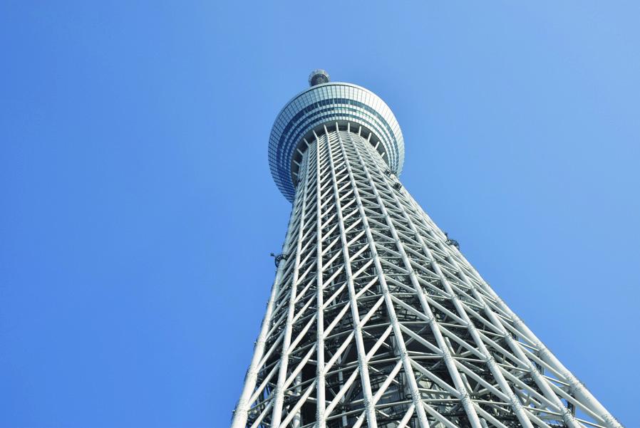 Tower Calendar - TOKYO SKYTREE