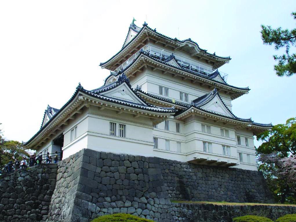 日本の名城 Calendar - 小田原城