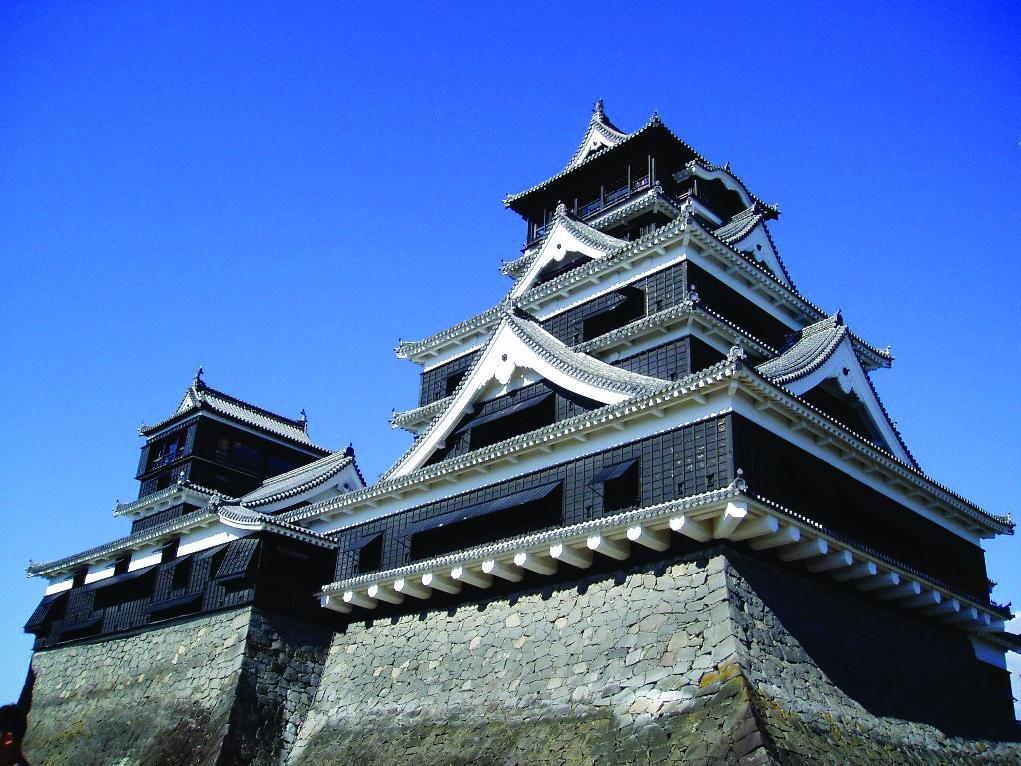 日本の名城 Calendar - 熊本城