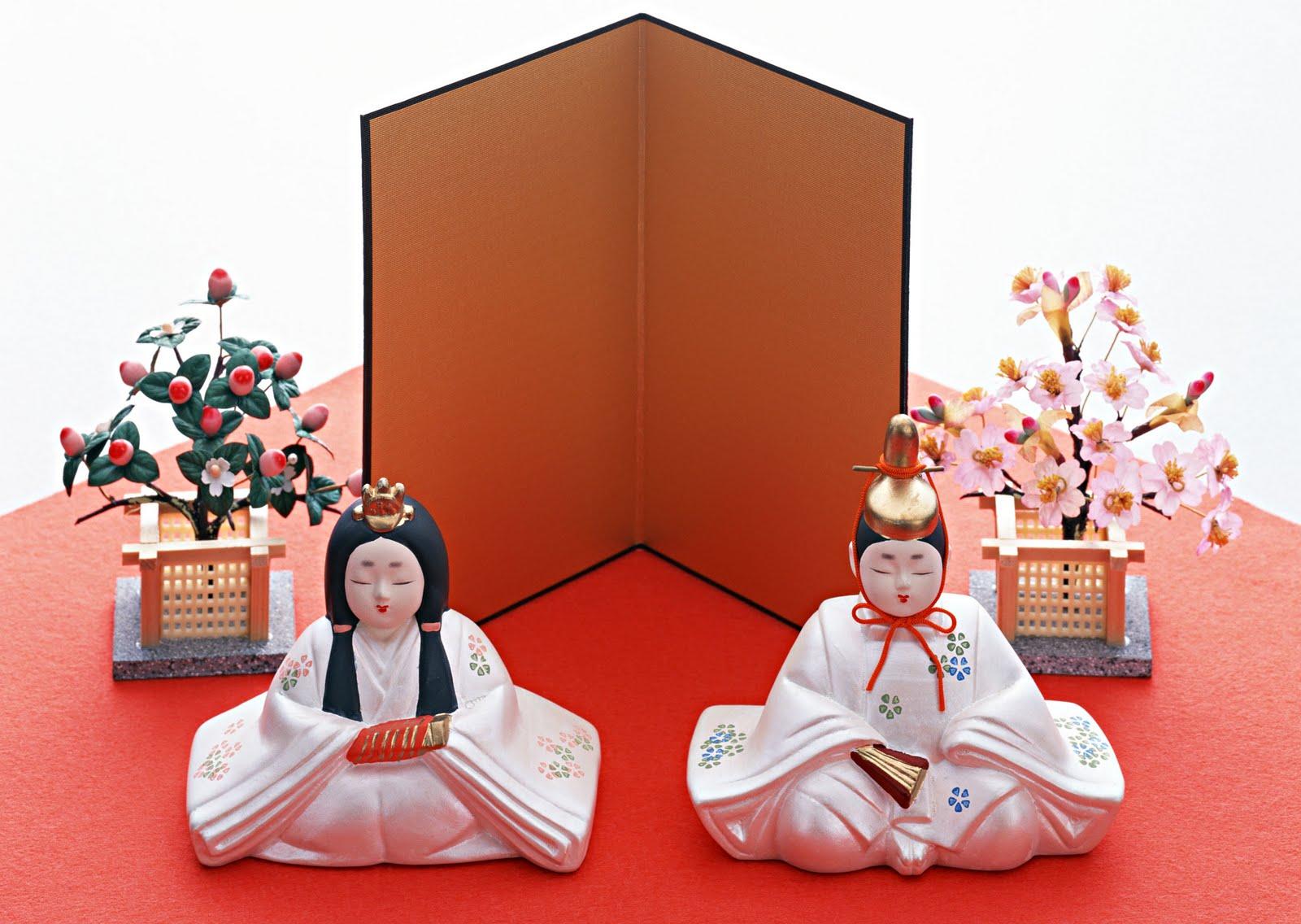 Hinamatsuri/Japanese Girl
